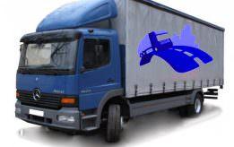 Грузоперевозки Екатеринбург 10 тонн